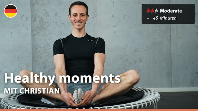 Healthy moments | 8/14/21 | Christian