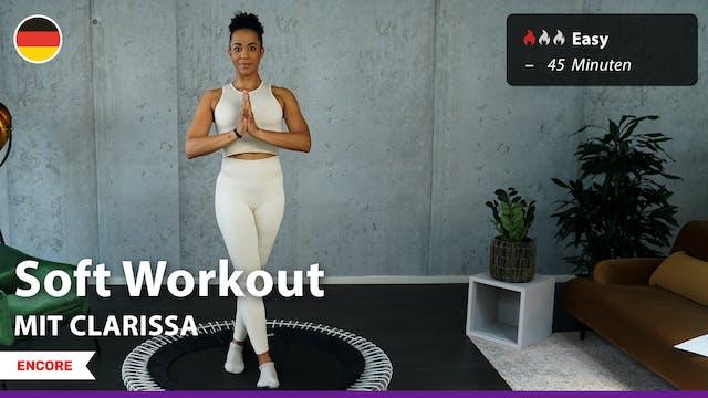 [ENCORE] Soft Workout | 10/17/21 | Cl...