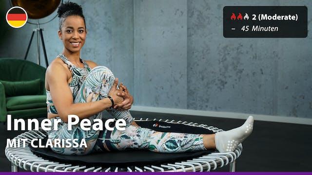 Inner Peace | 10/3/21 | Clarissa
