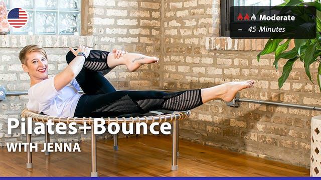 Pilates+Bounce | 6/7/21 | Jenna