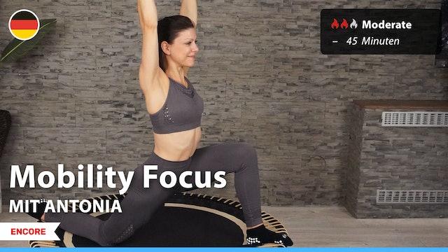 [ENCORE] Mobility Focus | 7/9/21 | Antonia