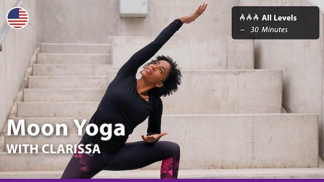 Moon Yoga | 3/26/21 | Clarissa