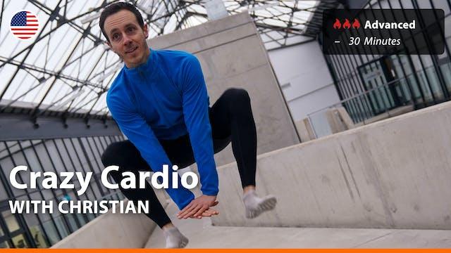 Crazy Cardio | 3/29/21 | Christian