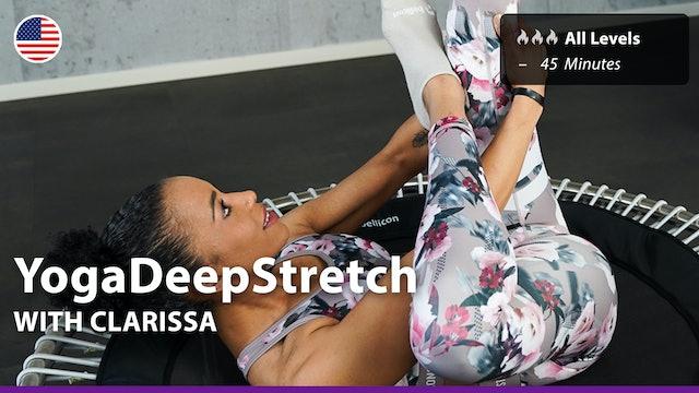 YogaDeepStretch | 9/24/21 | Clarissa