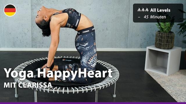 Yoga HappyHeart | 7/18/21 | Clarissa