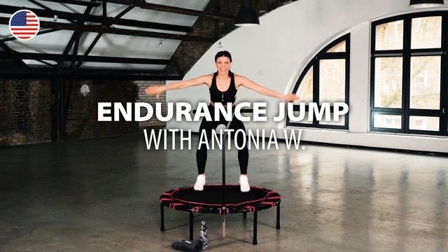 ENDURANCE JUMP with Toni | bellicon Home