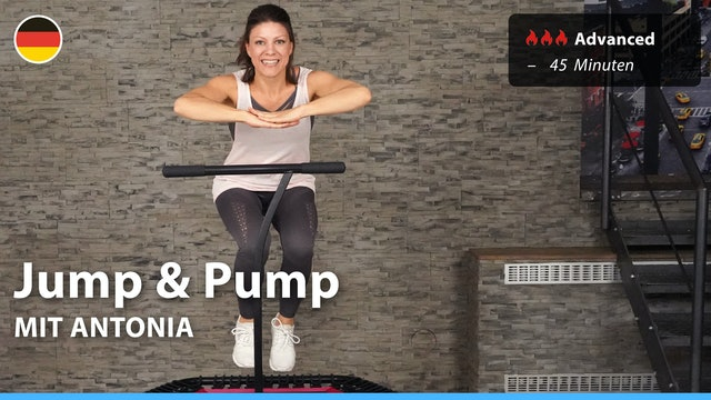 Jump & Pump | 6/18/21 | Antonia