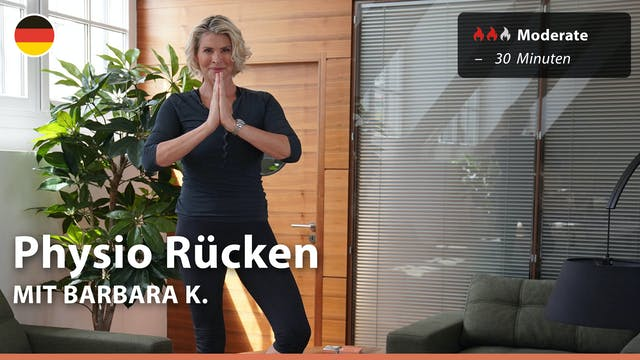 Physio Rücken | 4/7/21 | Barbara