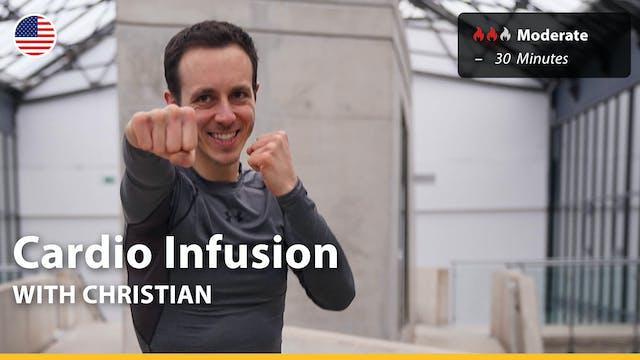 Cardio Infusion | 4/19/21 | Christian