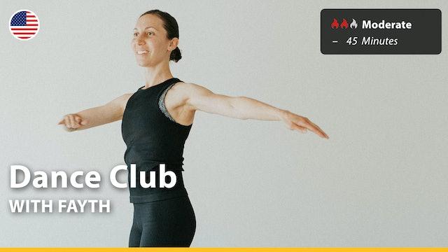Dance Club   8/29/21   Fayth