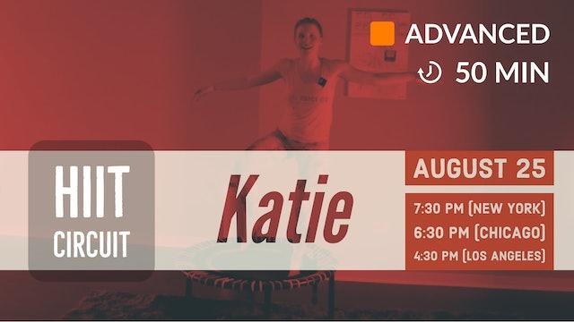 Summer Melt: Endurance Intervals | 8/25/20 | Katie
