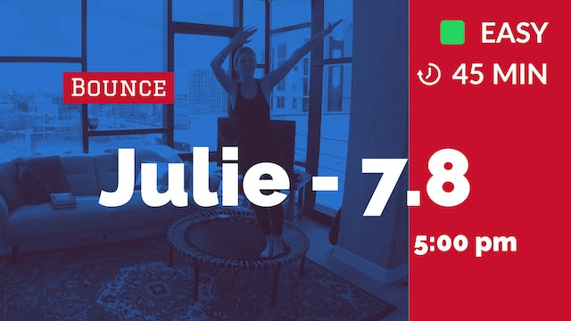 Jump for Joy! | 7/8/20 | Julie
