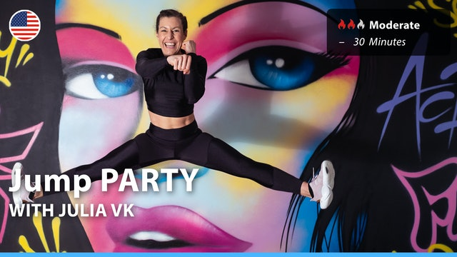 Jump PARTY | 7/17/21 | Julia vK.