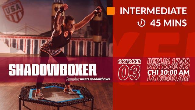 Boxing & Cardio Fun | 10/3/20 | Julia...
