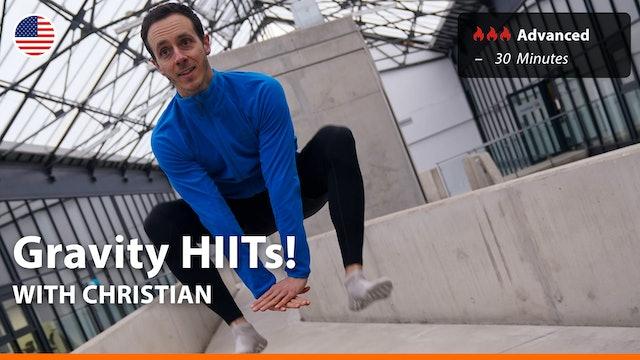 Gravity HIITs! | 4/12/21 | Christian