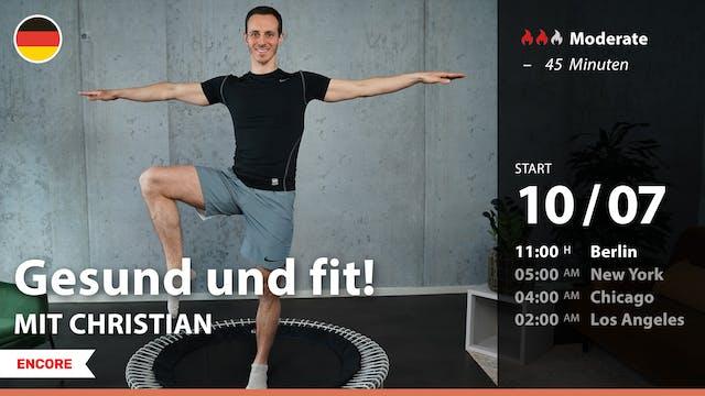 [ENCORE] Gesund und fit! | 7/10/21 | ...