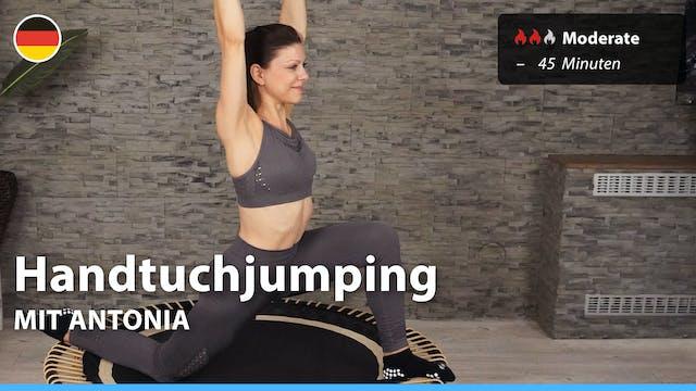 Handtuchjumping | 7/30/21 | Antonia