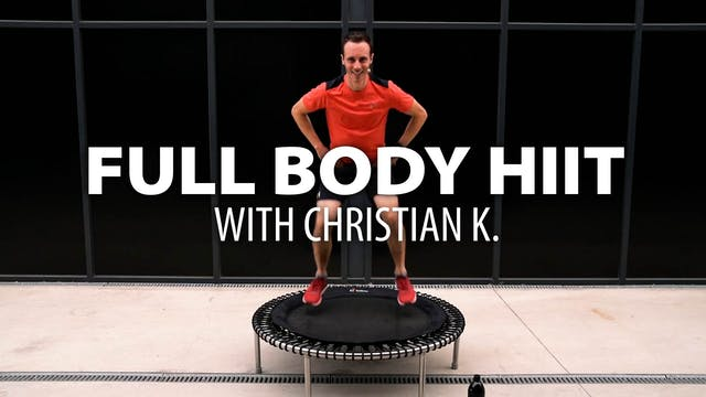 Full Body HIIT with Christian K.