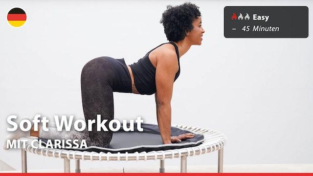 Soft Workout | 4/4/21 | Clarissa