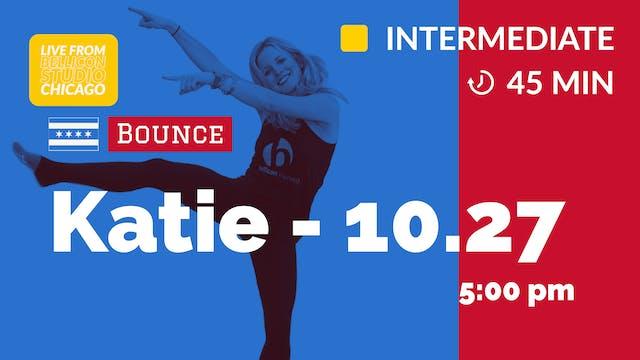 Ballet Bod Bounce | 10/27/20 | Katie
