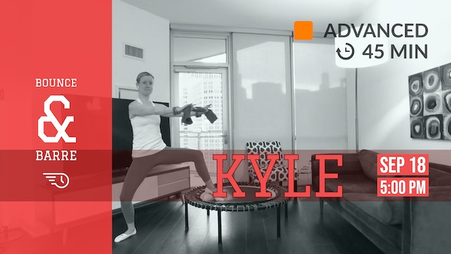 Sprinting to the Barre | 9/18/20 | Kyle