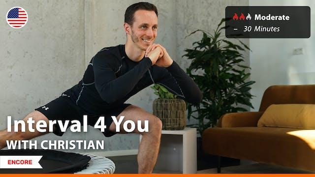 [ENCORE] Interval 4 You | 6/11/21 | C...