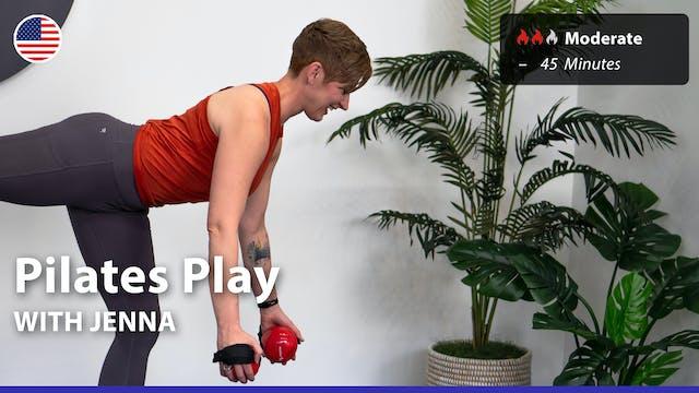 Pilates Play | 9/6/21 | Jenna