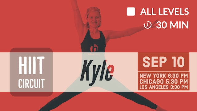 HIIT Me With Your Best Squats | 9/10/20 | Kyle