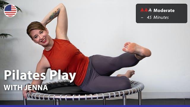 Pilates Play | 9/27/21 | Jenna