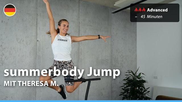 summerbody Jump | 7/12/21 | Theresa