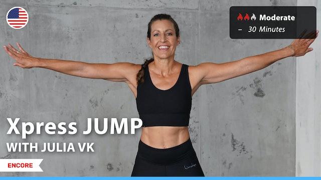 [ENCORE] Xpress JUMP | 7/10/21 | Julia vK.