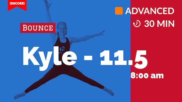[ENCORE] Dance Cardio Drench! | 11/5/20 | Kyle