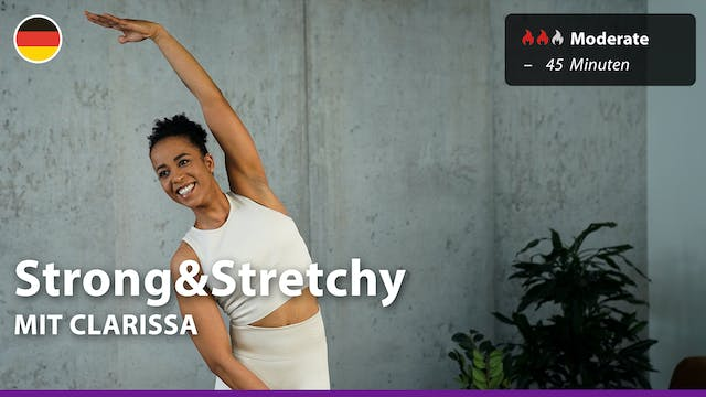Strong&Stretchy | 7/25/21 | Clarissa