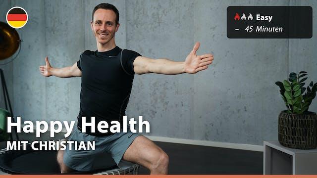 Happy Health | 9/25/21 | Christian