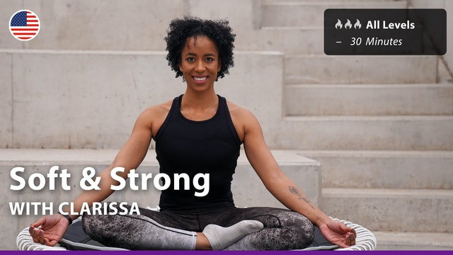 Soft & Strong | 4/30/21 | Clarissa