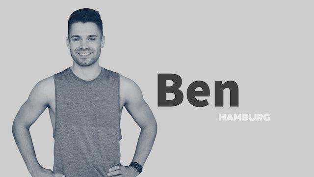 All of Ben's classes