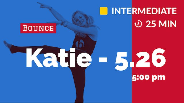 Bounce Express 25 | 5/26/20 | Katie