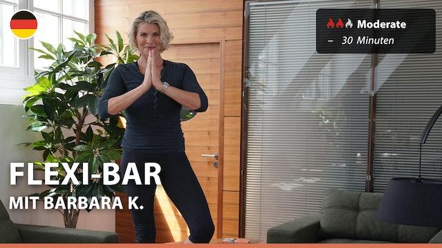 FLEXI-BAR   6/23/21   Barbara