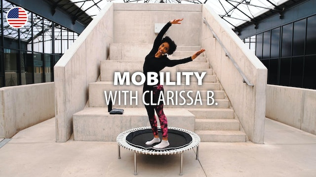 Mobility with Clarissa B.   bellicon Home