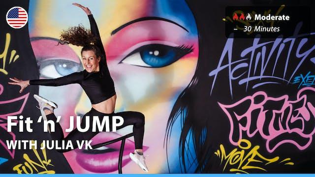 Fit 'n' JUMP | 5/21/21 | Julia vK.