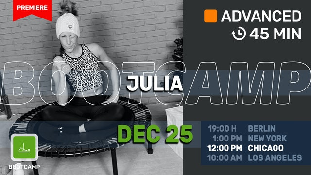 XMas Rockout   12/25/20   Julia