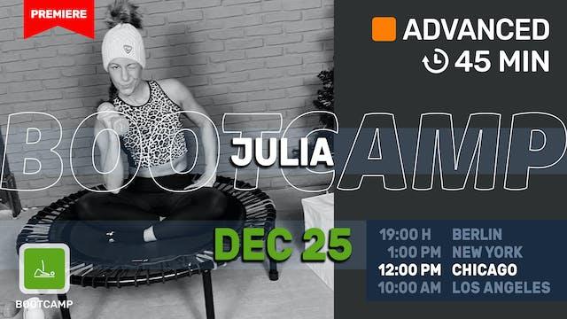 XMas Rockout | 12/25/20 | Julia