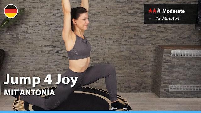 Jump 4 Joy   5/28/21   Antonia