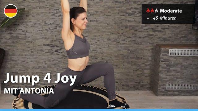 Jump 4 Joy | 5/28/21 | Antonia