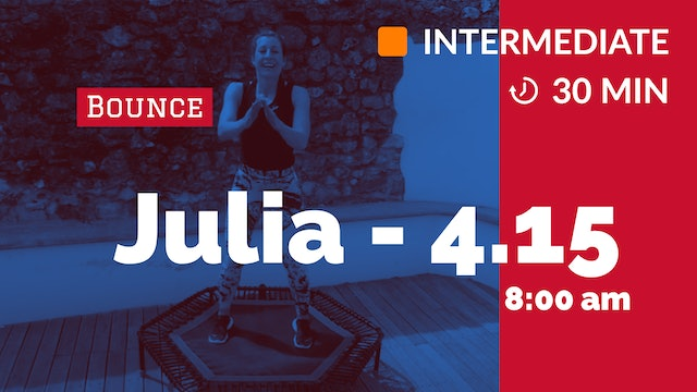 Jump back to the 90's | 4/15/20 | Julia