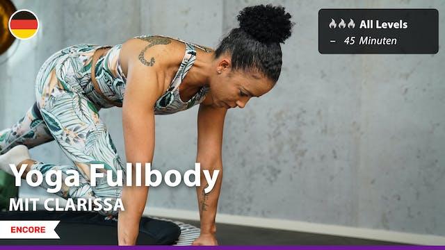 [ENCORE] Yoga Fullbody | 8/12/21 | Cl...