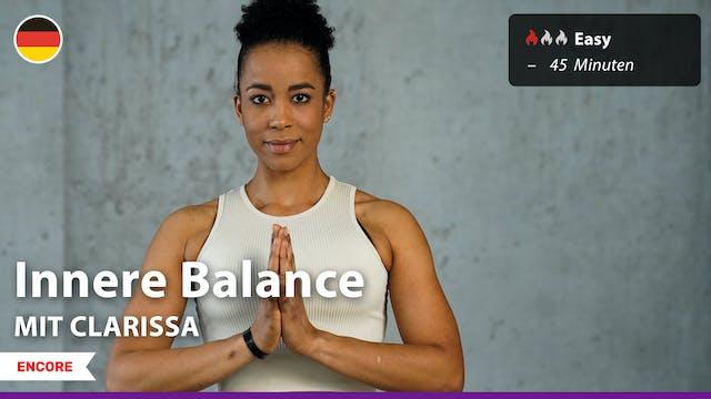 [ENCORE] Innere Balance | 10/7/21 | C...