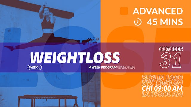 Interval Work Part 15.0 | 10/31/20 | ...