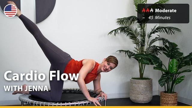 Cardio Flow | 9/23/21 | Jenna