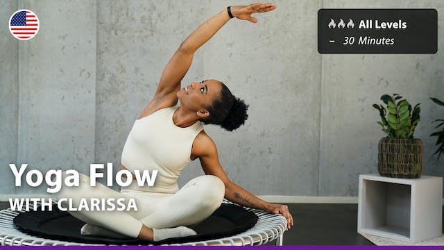 Yoga Flow | 5/28/21 | Clarissa